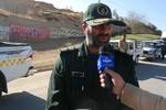 برپایی قرارگاه خدمت رسانی استان در سر پل ذهاب با پوشش شش روستا