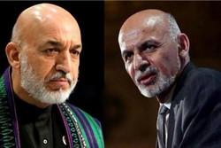 اشرف غنی، حامد کرزای