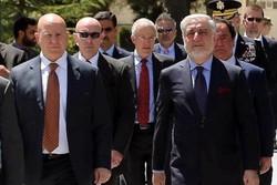 مک مستر و عبدالله عبدالله
