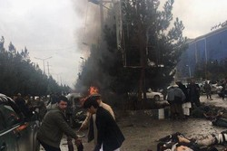 Suicide attack kills 6 Kabul