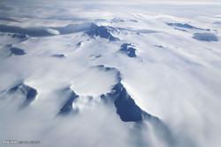 مطالعه ناسا در مورد یخ های قطب جنوب