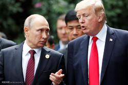 دیدار ترامپ و پوتین در ویتنام