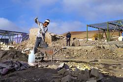 ستادمعین استان قزوین ۱۶۰۰ واحد روستایی را بازسازی می کند