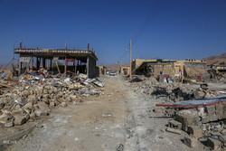 امدادرسانی و بازسازی ۶ روستای زلزله زده غرب کشور توسط سپاه ورامین