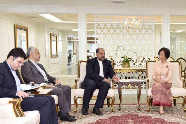 İran ve Tayland'ın ekonomik işbirliği artacak