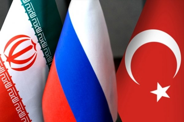 Turkey, Russia, Iran to meet in Sochi over Syria