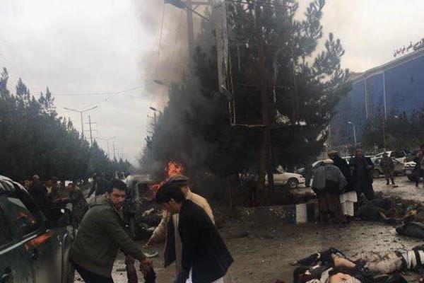 کابل یکے بعد دیگرے 4 زوردار دھماکوں سے گونج اُٹھا