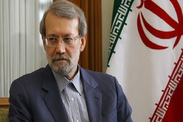 Speaker Larijani receives UK Foreign Secretary Johnson