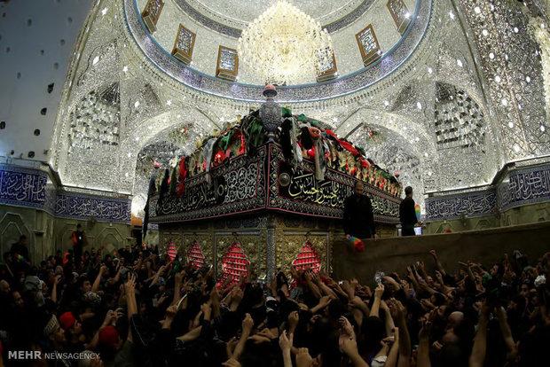 اجتماع عظیم شیعیان در کربلا