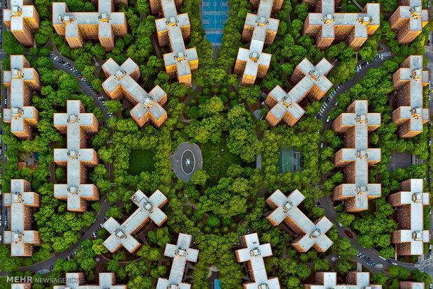 تصاویر هوایی از لس آنجلس و نیویورک