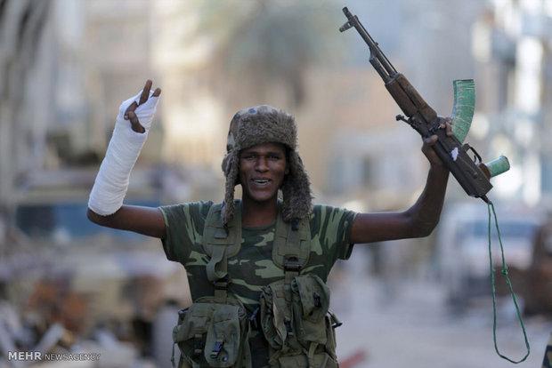اخراج داعش از بنغازی