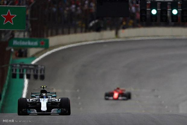 مسابقه فرمول یک در برزیل