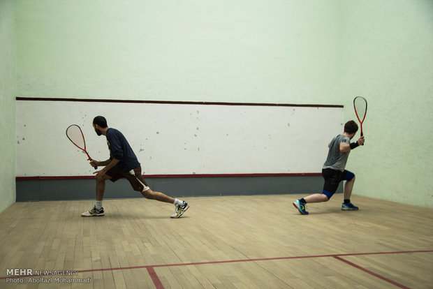 Yazad plays host to national squash league