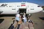 Red Crescent deploys 92-ton cargo to quake-stricken areas