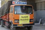 ارسال ۳۰ کامیون اقلام ضروری از یزد برای زلزلهزدگان کرمانشاه