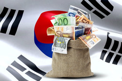 سپرده های ارزی خارجی کره جنوبی