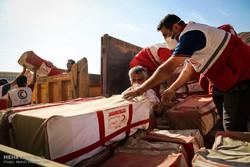 اجرای طرح «سیل مهربانی» در اردبیل برای کمک به سیل زدگان زاهدان