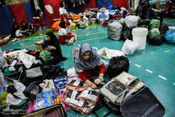 شکوه مهربانی مازندرانیها در کمک به زلزله زدگان
