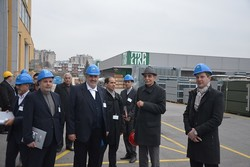 MAPNA Group delegation visits Slovenia