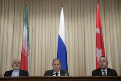 Foreign ministers of Iran, Russia, Turkey meet in Antalya