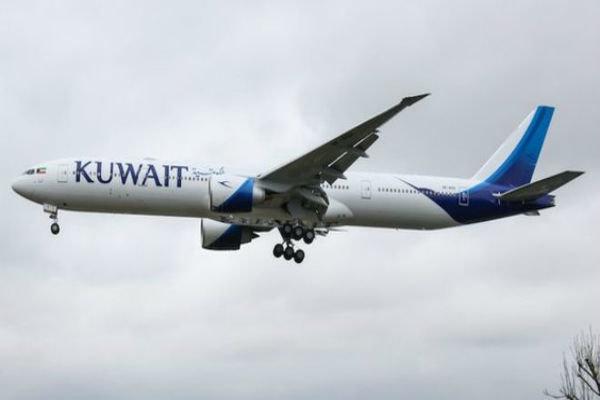 هواپیمایی کویت
