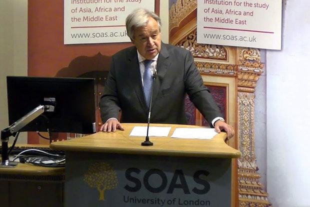 Unity, solidarity, collaboration turn tide on terrorism