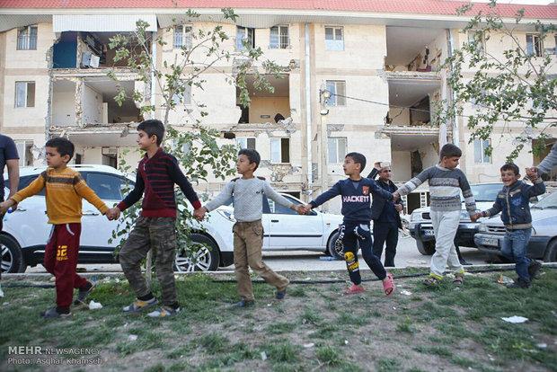 Kirmanşah depremi beşinci gününde
