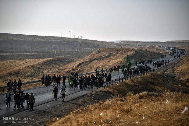Iranians' pilgrimage to Mashhad