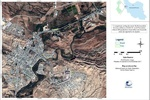 ISA unveils 1st satellite images of quake-hit areas