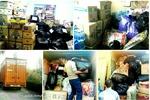 محموله کمکهای بسیج دانشجویی دانشگاه امام صادق (ع) ارسال شد