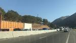 وضعیت ترافیک در مسیر دلاهو به سمت سرپل ذهاب