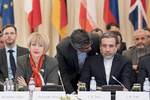 3rd round of Iran-EU discussions to open in Isfahan on Mon.