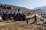 ممنوعیت تردد وسایل نقلیه در محورهای استان کرمانشاه