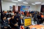 کارگاه آموزشی «ایمن برانیم» در گرگان برگزار شد