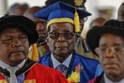 رابرت موگابه- زیمبابوه
