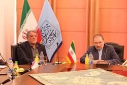 رئیس دانشگاه شهید بهشتی و رئیس شورای شهر تهران دیدار کردند