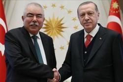 اردوغان و ژنرال دوستم