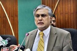 وزیر خزانه داری پاکستان