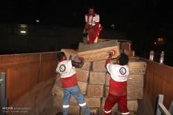 کاروان کمکهای مردمی یزد به مناطق سیلزده گلستان ارسال شد