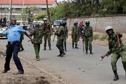کینیا میں تشدد اور کشیدگی جاری