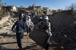 از آوار زلزله تا داغ امکانات