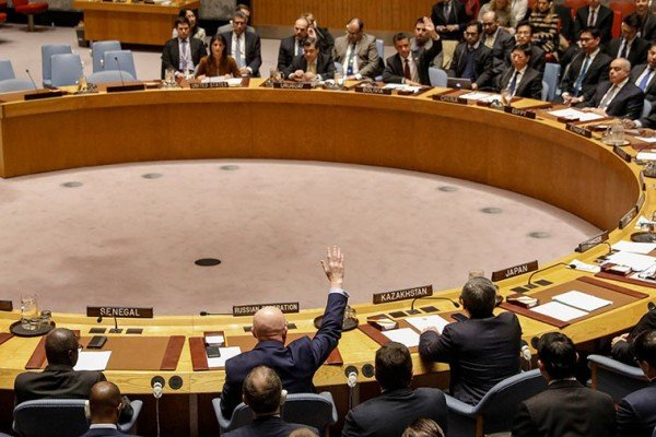 UNSC session on Syria ends in total failure