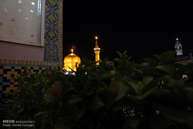Muslims mourn Imam Reza martyrdom anniv.
