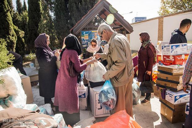 Zoroastrians send aid to quake-hit fellow Iranians