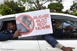 «موگابه» تا فردا ظهر برای استعفا فرصت دارد