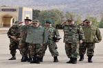 بازدید مجدد فرمانده ارتش از مناطق زلزلهزده کرمانشاه