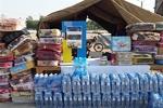 جمعآوری ۱۰۰۰ کامیون کمک برای زلزلهزدگان استان کرمانشاه