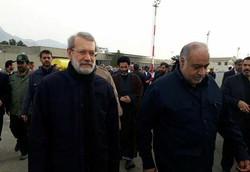 لاریجانی در کرمانشاه