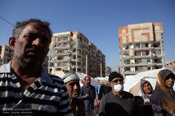 کرمانشاہ کے زلزلے کو 6 دن بیت گئے