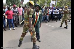 زیمبابوے کے صدر رابرٹ موگابے کی برطرفی کی حمایت